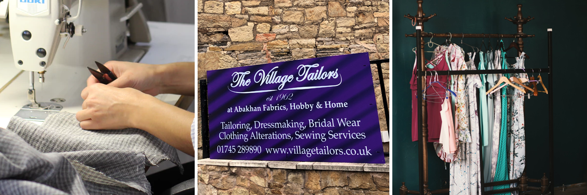 The Village Tailors Mostyn